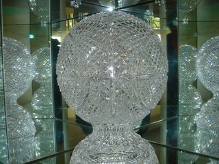 Waterford Crystal Basketball